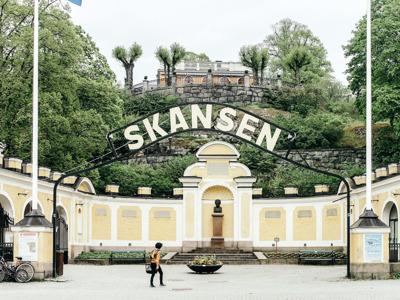 Музей Скансен под открытым небом