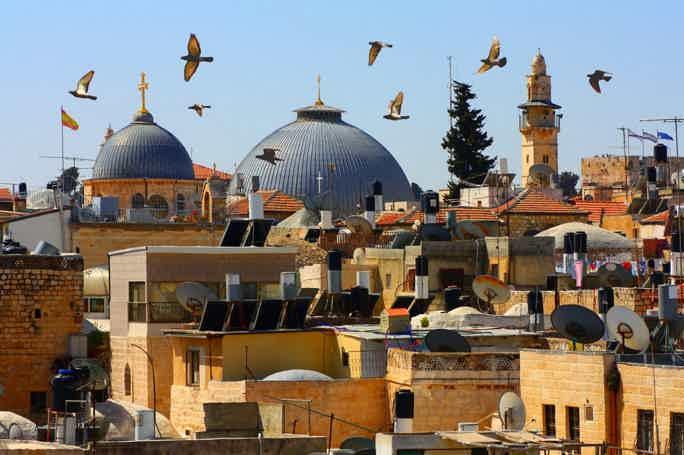Иерусалим для детей — все самое интересное для маленьких путешественников