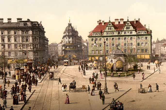 Легенды старого Мюнхена