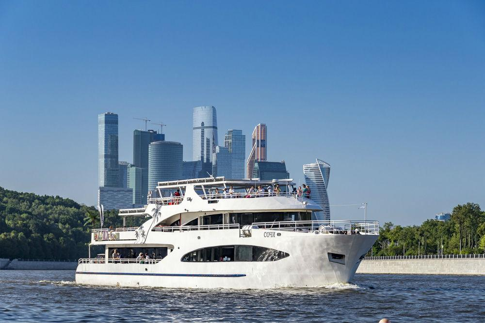 Фотография яхты Пальма де Сочи