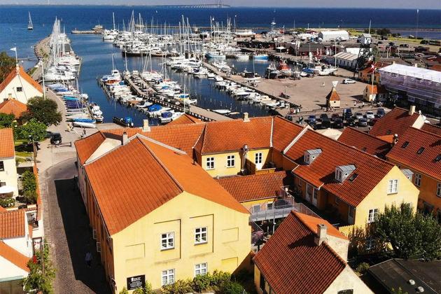 Онлайн-экскурсия «Драгер — провинция, которая расскажет о Дании»