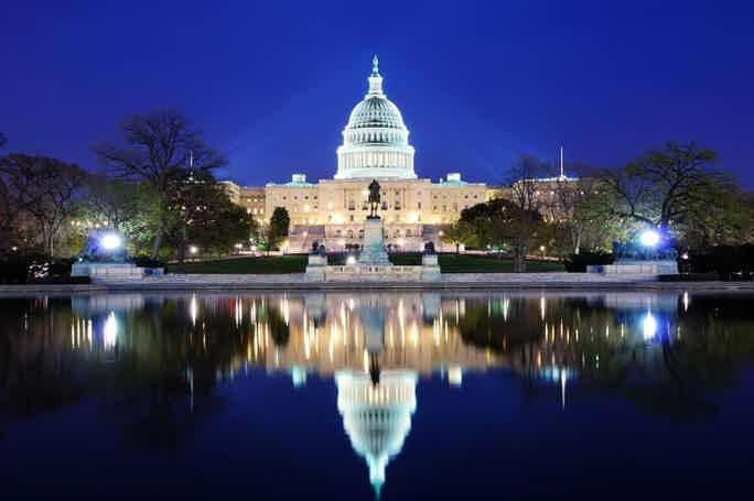 Поездка в Вашингтон из Нью-Йорка