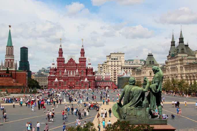 Московский Кремль (с посещением собора)