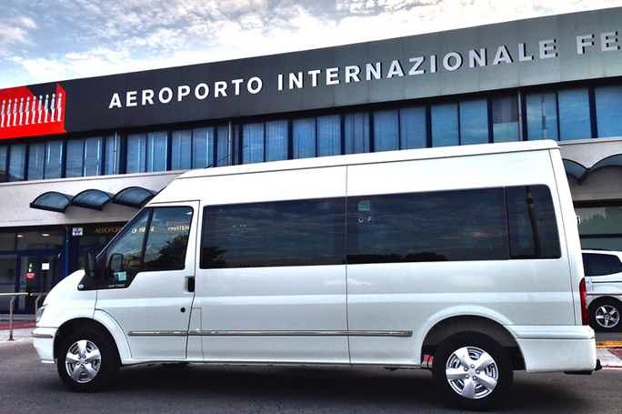 Трансфер из/в аэропорт Римини