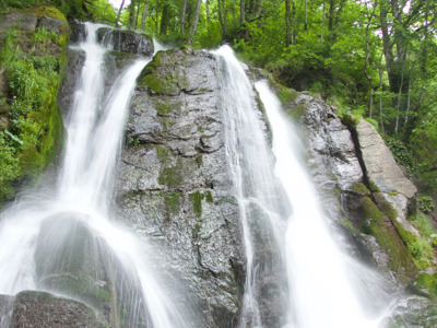 Трекинг к водопаду Кейву в Красной Поляне