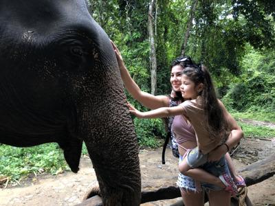 Путешествие на слоновью ферму