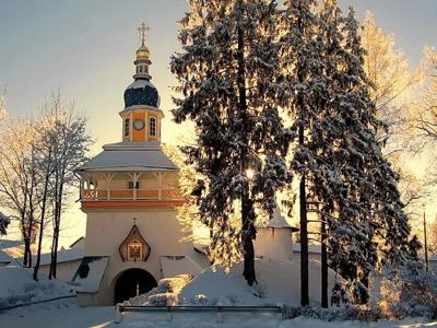 Индивидуальная экскурсия Изборск - Печоры из Пскова