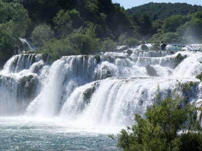 Из Дубровника в Национальный парк Хорватии - Крка. Водопады реки Крка