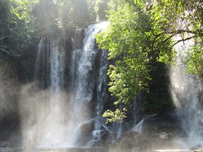 Пном Кулен — Место Силы Камбоджи
