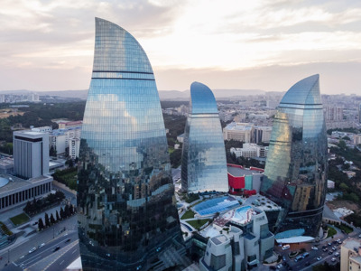 Баку. Экскурсия по «Городу ветров»