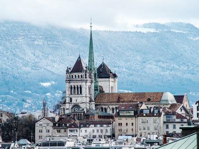 Первое знакомство с Женевой (индивидуальная экскурсия)