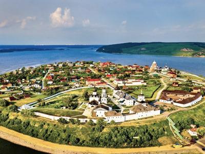 Экскурсионный тур на остров-град Свияжск