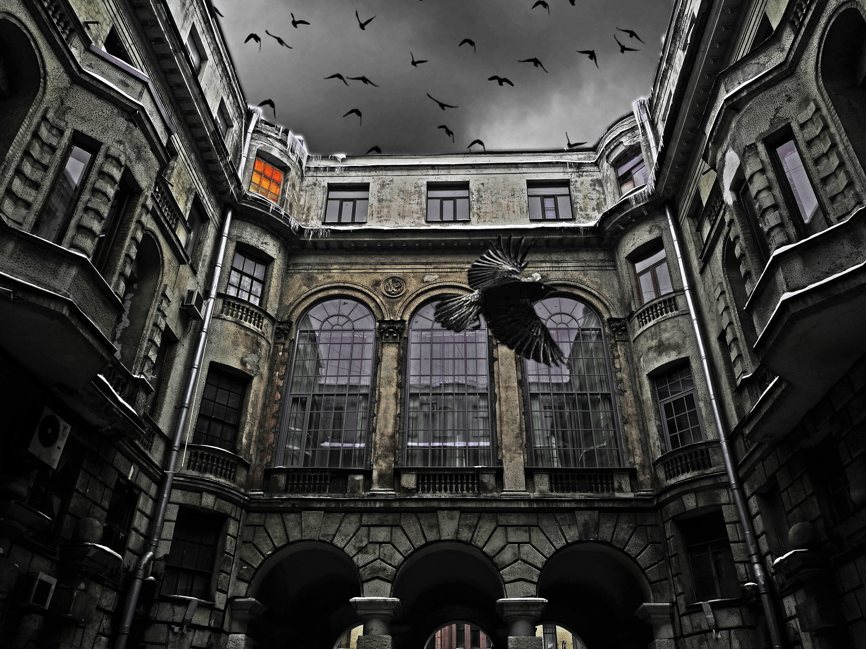Онлайн-экскурсия: «Страшные истории Петербурга»