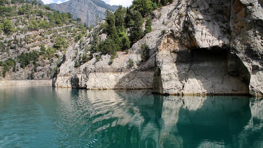 Зеленый каньон – нефритовое царство Турции