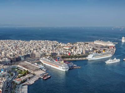Экскурсия в самый большой город-порт Греции - Пирей