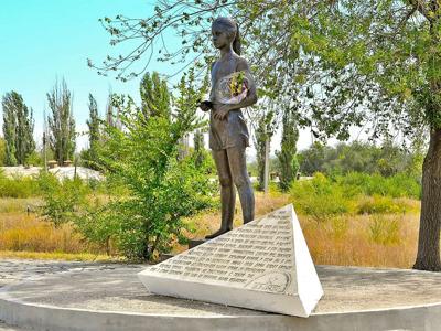 Мемориальный комплекс Солдатское поле и мемориальное кладбище Россошка
