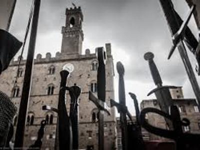 Вольтерра. С чего начиналась Тоскана?
