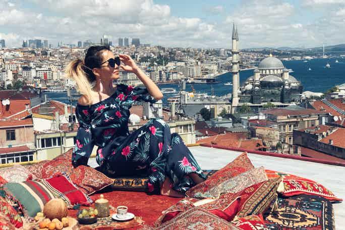 Скрытые жемчужины Стамбула (бесплатный трансфер из вашего отеля)
