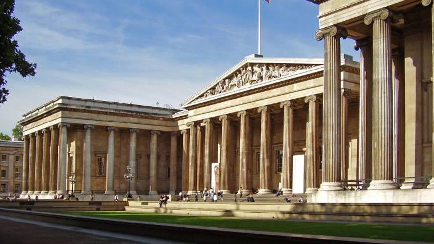 Экскурсия по Британскому музею