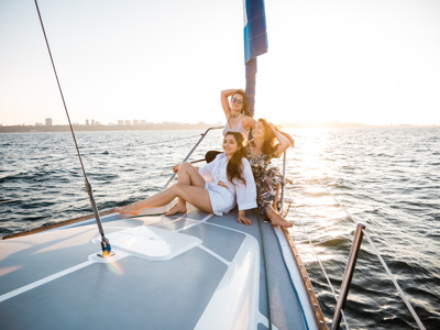 Греческие уголки Таганрога и прогулка на яхте