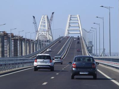 Керчь и Крымский мост — самый длинный мост России