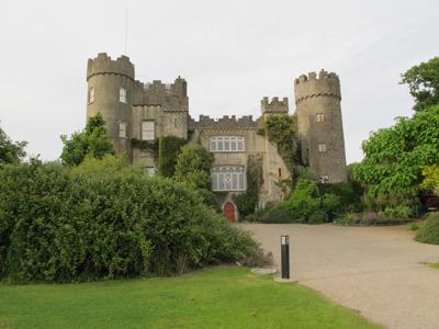 Пригородные замки Дублина