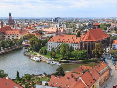 Вроцлав - город встреч