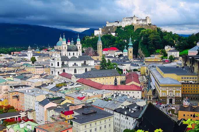 Аудиоэкскурсия по Зальцбургу: Моцарт, история любви и конфеты!