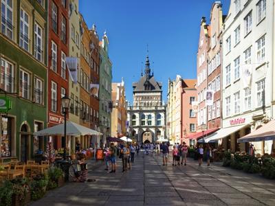 Индивидуальная экскурсия по историческому центру Гданьска