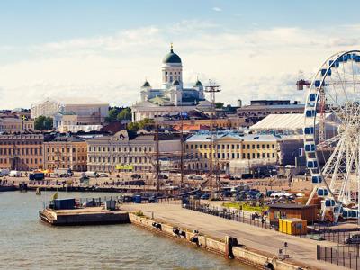 Нескучная прогулка по Хельсинки