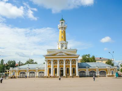 Кострома, жемчужина России  — прогулка с местным жителем