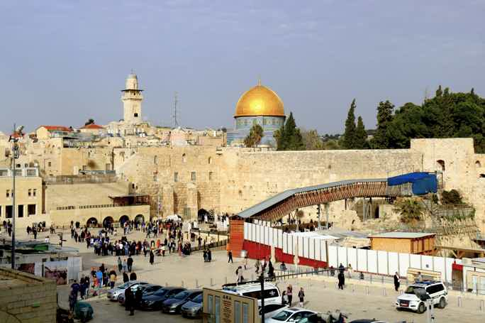 Иерусалим - у истоков религии