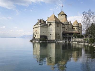 Франция и Швейцария из Карловых Вар (4 дня)