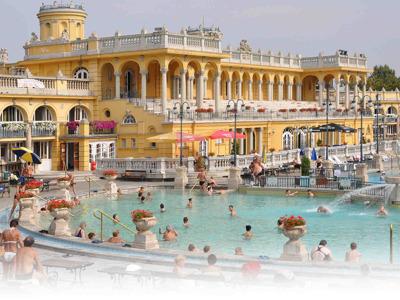 Озеро Балатон и термальные купальни Хевиз с выездом из Будапешта