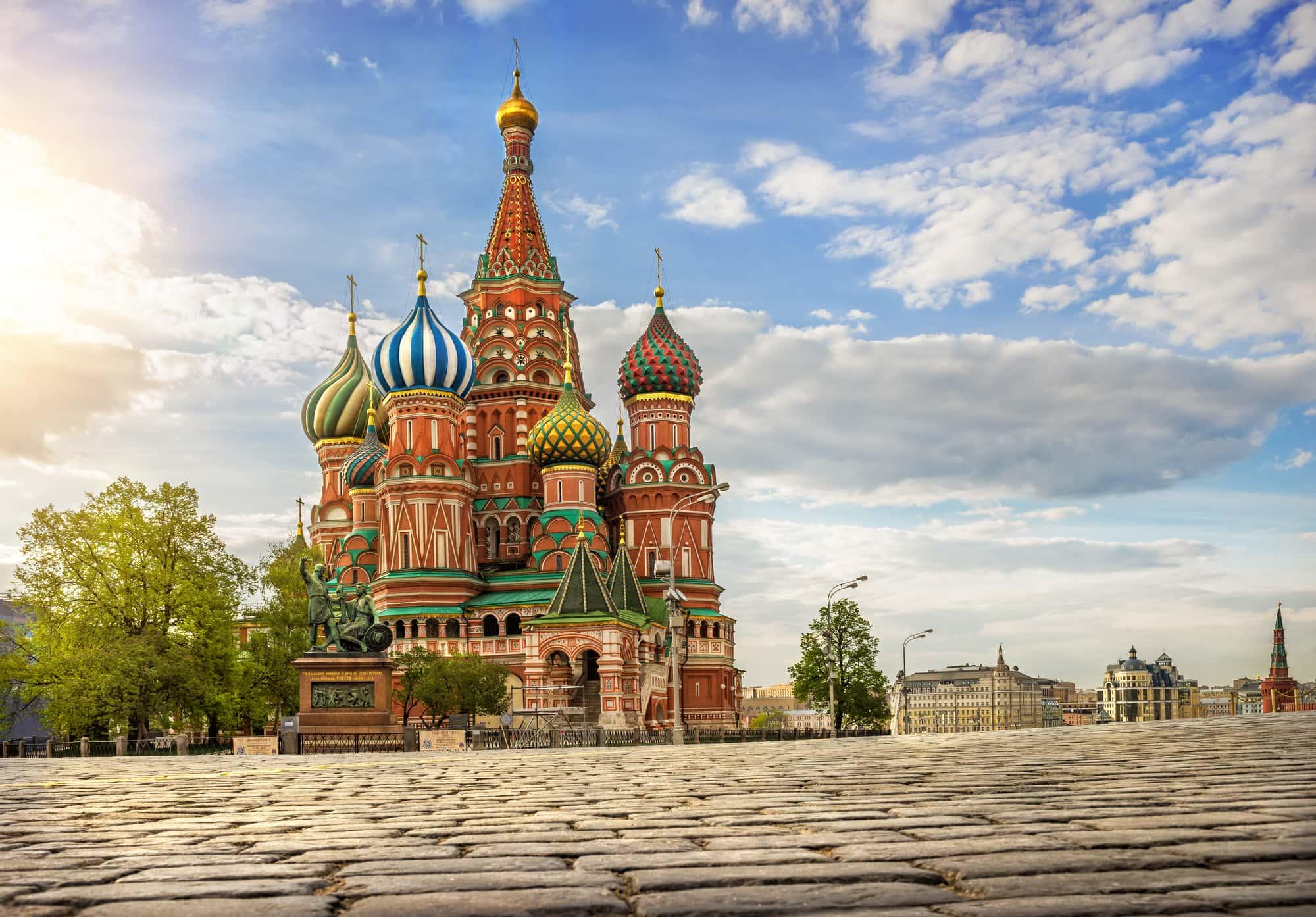 Храм Василия Блаженного в Москве: история, архитектура, описание, где находится