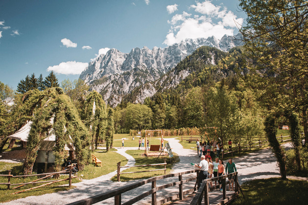 Альпийские истории