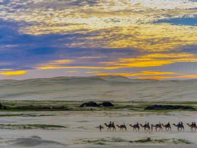 Семь чудес Синая: лучшие приключения в пустыне и Голубая Лагуна
