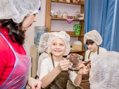 Экскурсия на шоколадную фабрику в Ростове-на-Дону