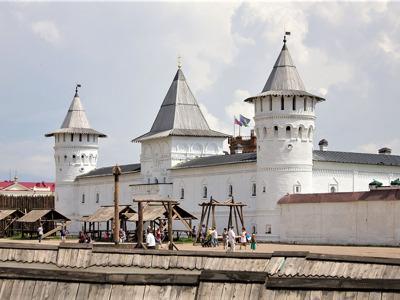 Обзорная экскурсия по Тобольскому Кремлю