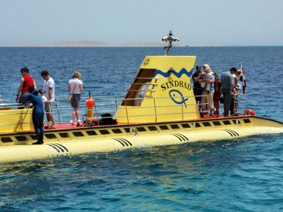 Подводная лодка «Синдбад»