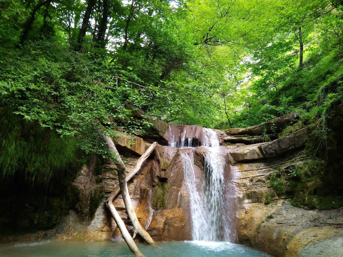 Экскурсии в Геленджике на водопады
