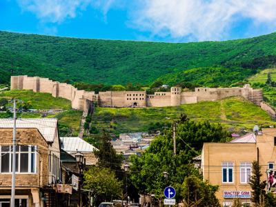 Древний город Дербент