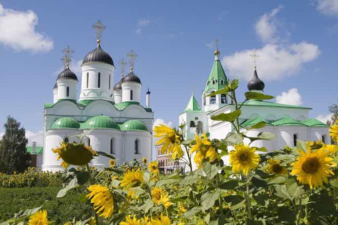 Обзорная экскурсия по Мурому и Карачарово