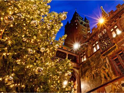 Базель: мегаполис в миниатюре. Большая экскурсия.