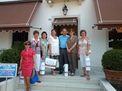 Гастрономический тур в Конельяно