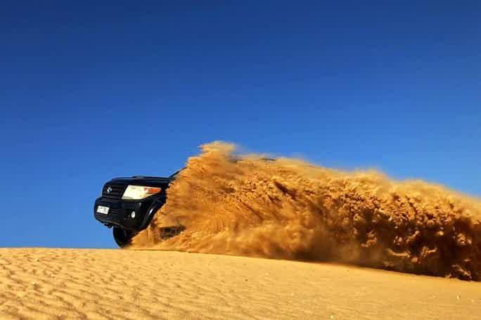 VIP-тур: сафари в пустыне