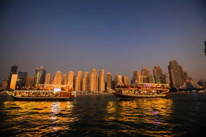 Обзорная экскурсия в Дубай  с круизом по Дубай Марине