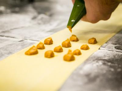 Мастер класс итальянской кухни на озере