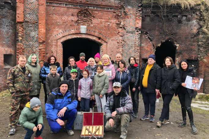 Форты Кёнигсберга и их подземелья