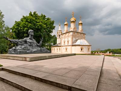 Экскурсия в Константиново и Пощупово